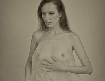 Nudefotografering i Studie i Aalborg