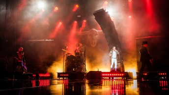 D:A:D Nibe Festival 2014